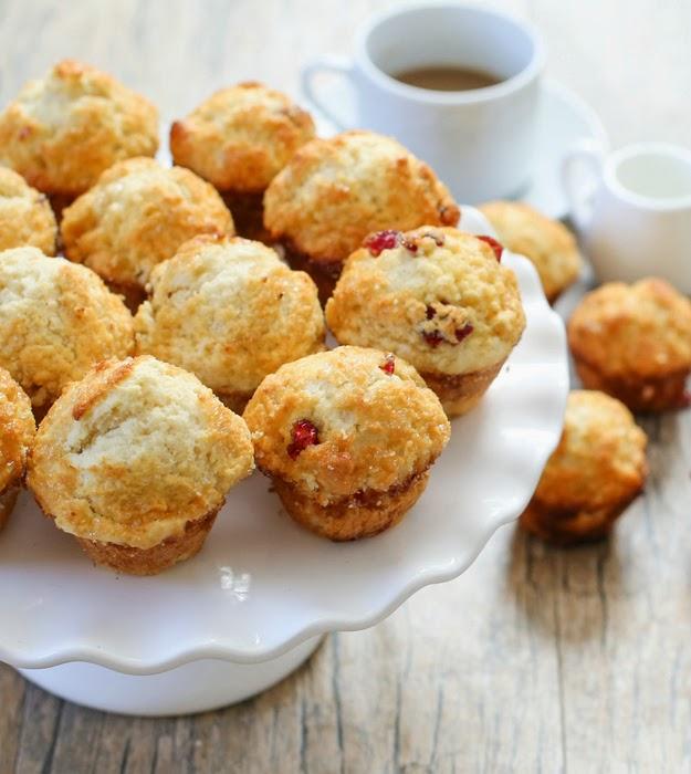 Mini Scone Muffins
