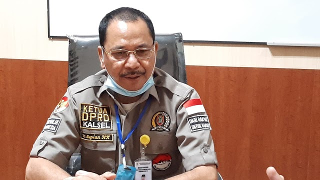 Gelar Rapim, Dewan Bahas New Normal