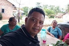 Warga Masyarakat  Desa Sri Rezeki Akhirnya Bisa Bernafas Dengan Lega Tersenyum Bahagia