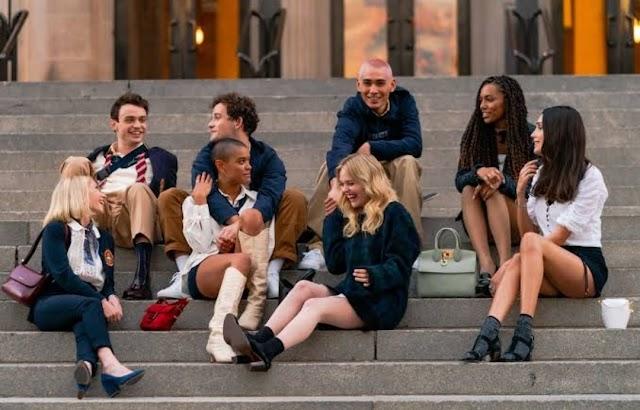 Reboot de Gossip Girl ganha mais dois episódios na HBOMAX e terá seu lançamento dividido