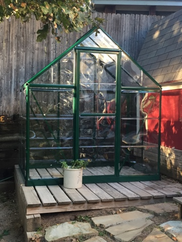 Palram Nature Hybrid Greenhouse