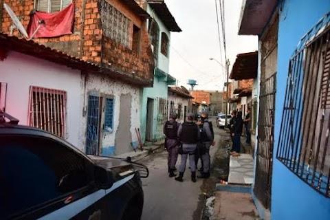 Operação prende suspeitos de tráfico e crime organizado em São Luís