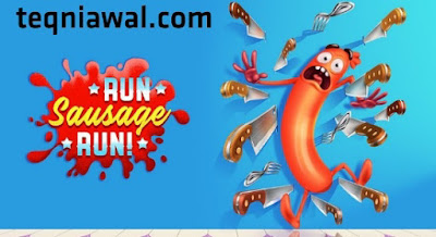 Run Sausage Run - أفضل ألعاب اندرويد لعام 2022
