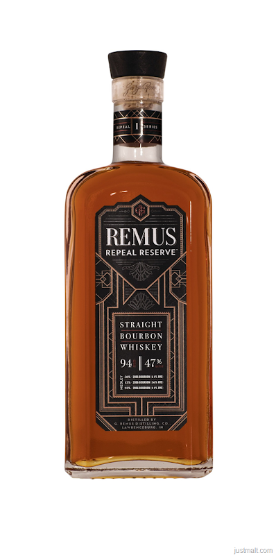 George Remus® Bourbon Releases Repeal Reserve