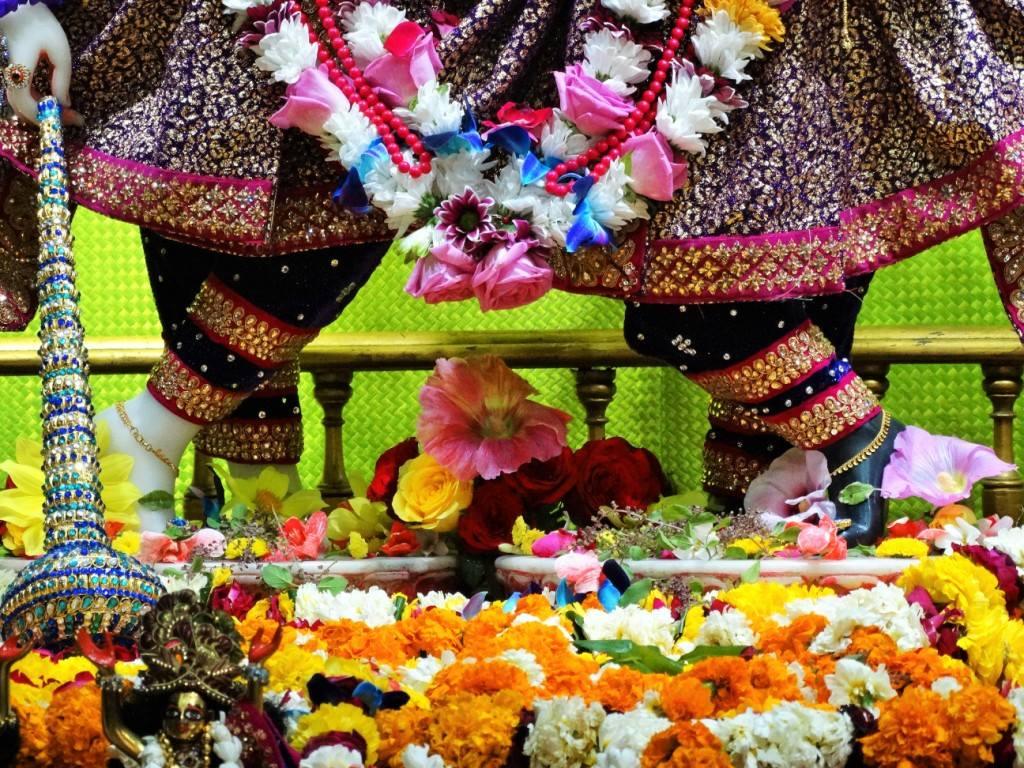 ISKCON Punjabi Bagh Deity Darshan 16 Mar 2016 (5)