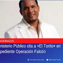 Senador Héctor Acosta (El Torito) es citado en Operación Falcón