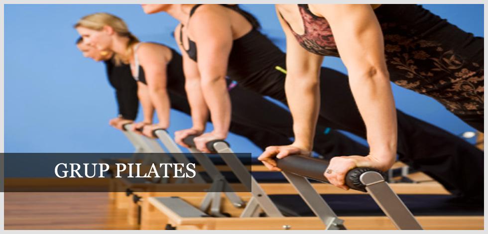 Grup Reformer Pilates