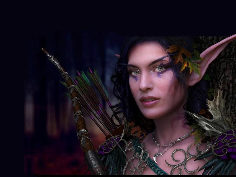 Magian Charmer Of Wizdom, Elven Girls 2