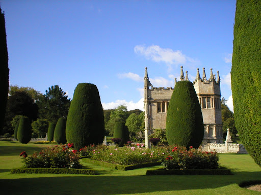 The National Trust Lanhydrock House