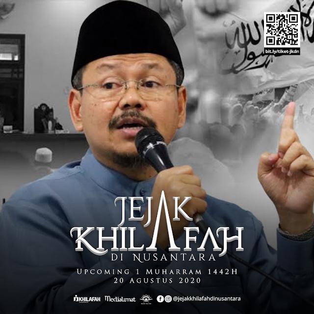 "Ada pengaburan dan penguburan sejarah di dalam penulisan sejarah Nusantara. ""Ada persoalan besar di dalam sejarah kita, karena saya melihat ada dua hal kejahatan dalam penulisan sejarah. Pertama, ada pengaburan sejarah dan kedua, ada penguburan sejarah,"" ungkap Ustadz Ismail Yusanto, pengarah film dokumenter Jejak Khilafah di Nusantara (JKDN), dalam acara Talk Show pra-Launching Film JKDN yang diselenggarakan secara live di kanal youtube Khilafah Channel, Ahad (2/8/2020)."