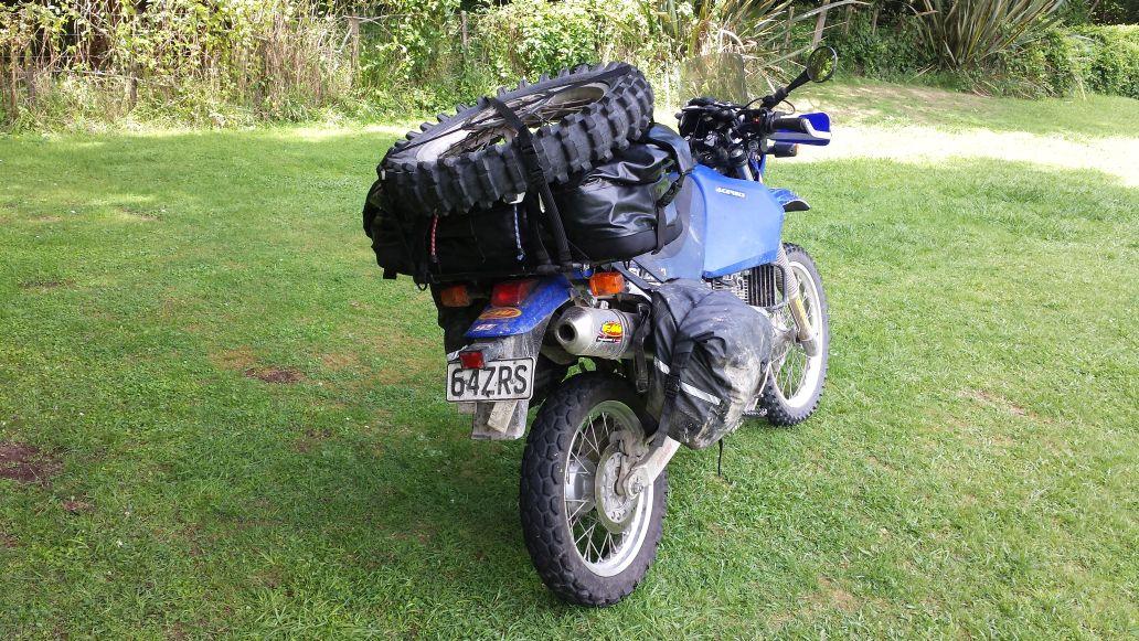The DR650 thread [Archive] - Page 13 - Kiwi Biker forums