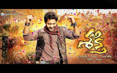 Jr. NTR Shakthi Movie Wallpapers