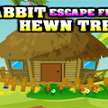 AvmGames - Rabbit Escape from Hewn Tree