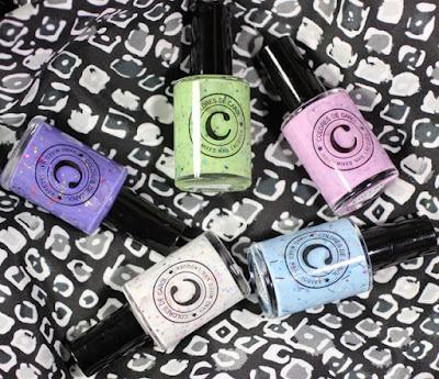 Colores de Carol Spring Crellies