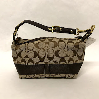 Coach NEW Logo Handbag