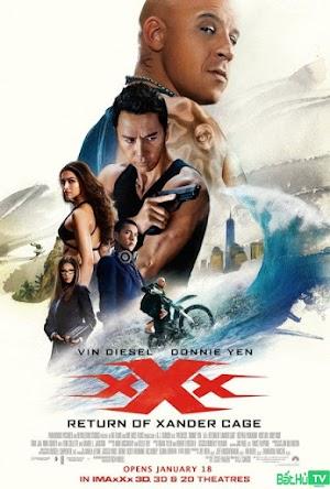 Phim Điệp Viên xXx 3: Sự Trở Lại Của Xander Cage - xXx 3: The Return of Xander Cage (2016)