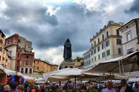 Giordano Bruno, mártir de la verdad