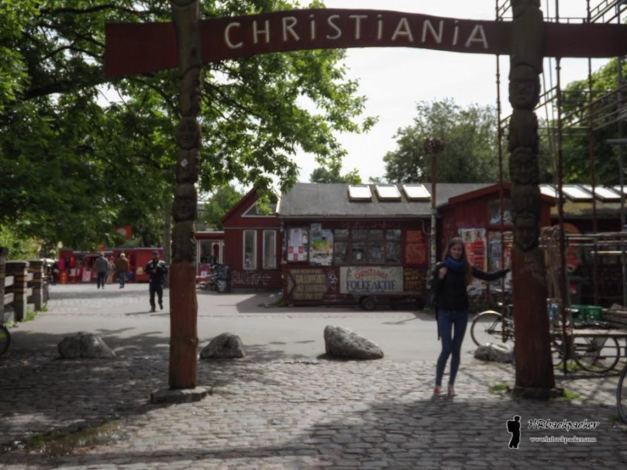 Posjet Kopenhagenu svakako mora uključiti i Christianiu, neovisnu hippi zajednicu koja živi prema svojim vlastitim pravilima i zakonima već četrdesetak godina.