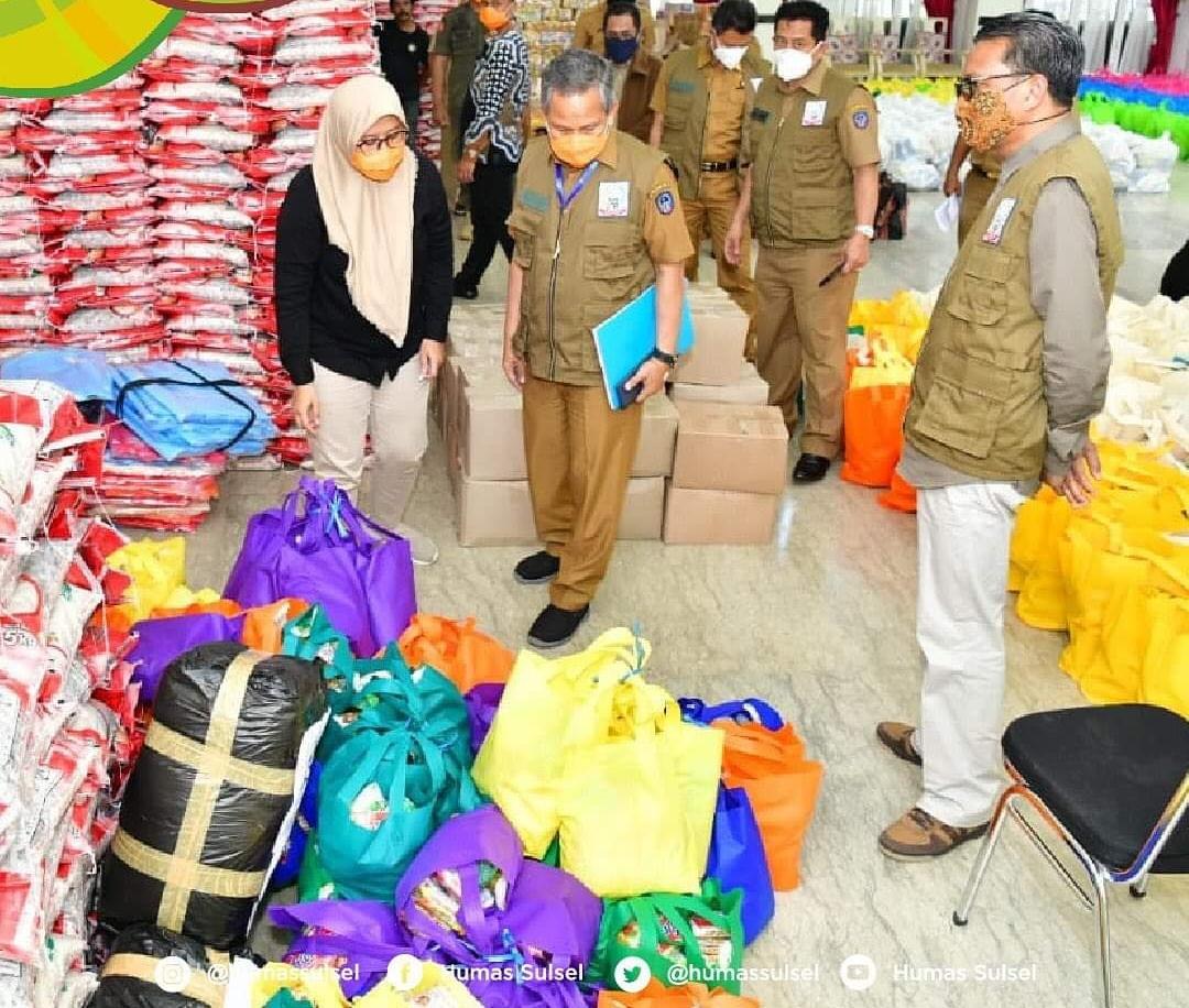 Gubernur NA Minta Dinsos Salurkan Bantuan Secepatnya dan Tepat Sasaran