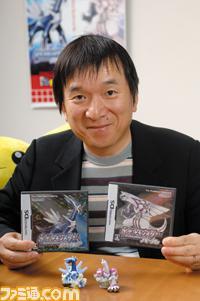 Satoshi Tajiri photo
