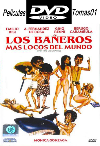 Los bañeros más locos del mundo (1987) DVDRip