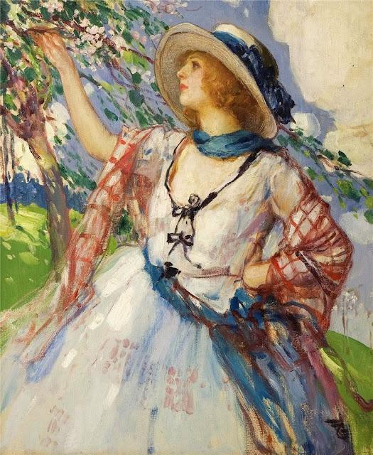 Fernand Toussaint - Picking Petals
