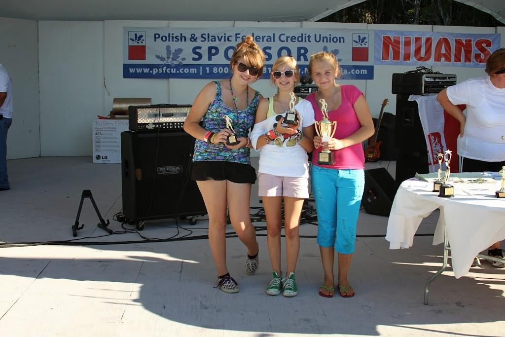 PiknikStatenIsland2010 Awards CeremonyAdaAugustyniak Agnes; Alexandra Nowobilski2