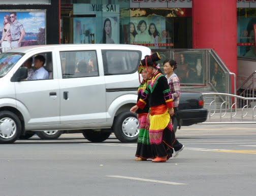 CHINE SICHUAN.XI CHANG ET MINORITE YI, à 1 heure de route de la ville - 1sichuan%2B730.JPG