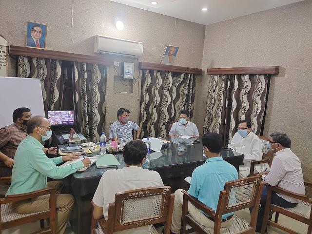 जौनपुर में अवैध निर्माण पर चलेगा बुलडोजर, जानिए किन इलाकों को किया गया चिन्हित