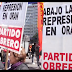El PO hizo una marcha en Buenos Aires para apoyar a los azucareros