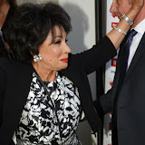 OIC - ENTSIMAGES.COM - Dame Shirley Bassey at the Shooting Stars - book launch party in London 19th May 2015 Photo Mobis Photos/OIC 0203 174 1069