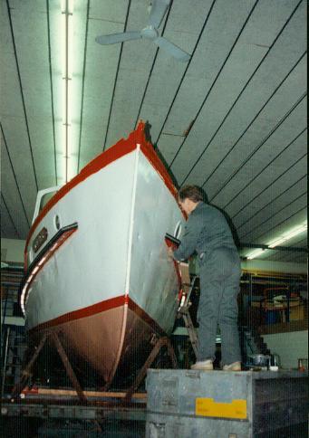 Mars-Vereinigung Arbon Archiv-Foto Willi Haus 1994