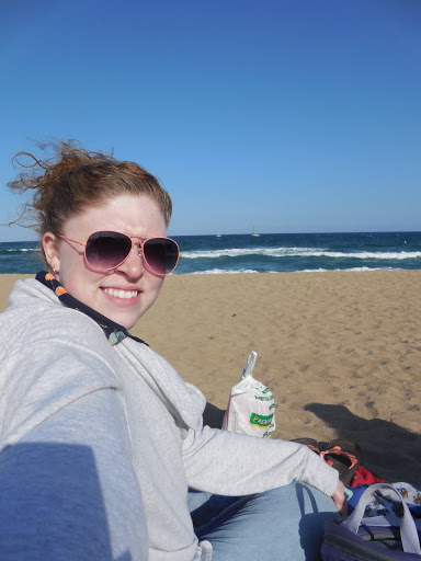 Barcelona - Nicole Lottig: #StudyAbroadBecause... It will open up your mind to so many new things!