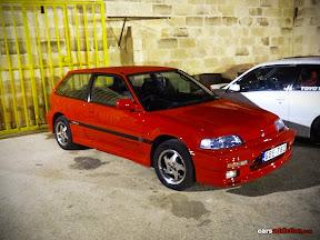 EF Honda Civic