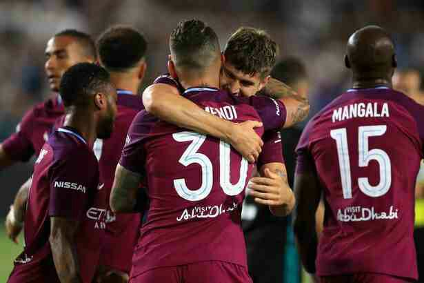 Manchester City 3 Tottenham 0: Stones, Sterling and Diaz score in dominant ICC victory