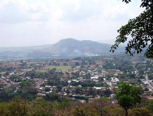Apastepeque, San Vicente, El Salvador