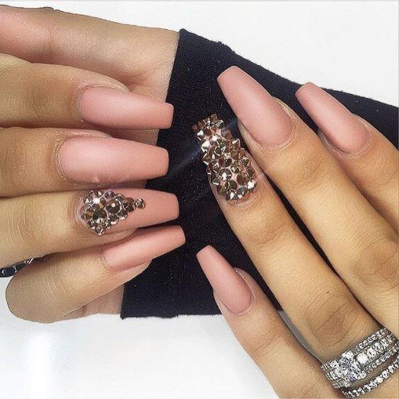 Beautiful Summer Nail Designs For Long Nails Fashion 2d