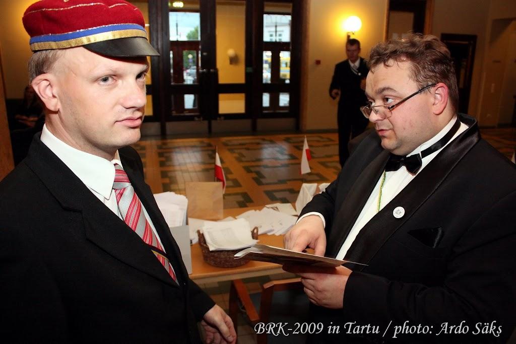 46. Balti Rahvaste Kommers / 46-th Commers of Baltic Fraternities - BRK2009_t024.JPG