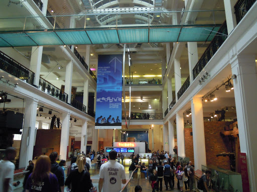 Science Museum.From Best Museums in London and Beyond