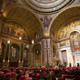ĐTC tiep Giám mục tai Mỹ