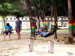 family trip pulau pari 140716 Fuji 005