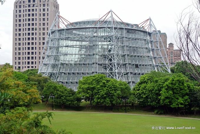 台中【國立自然科學博物館植物園】食人魚、箭毒蛙