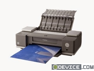 Canon PIXMA iX4000 inkjet printer driver | Free download and add printer