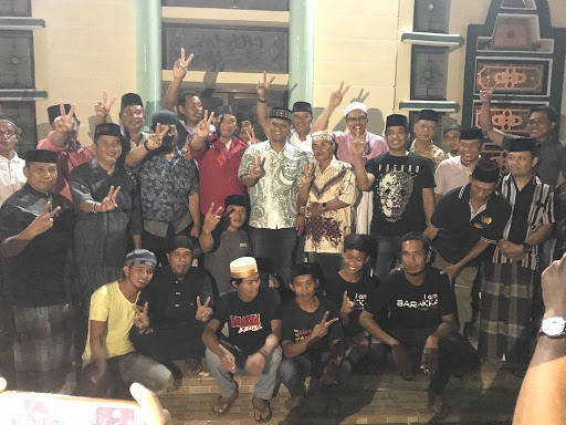 Dukungan Terus Mengalir, Warga Perumnas Atakkae Siap Menangkang BARAKKA