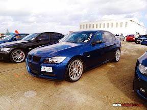 Blue E90