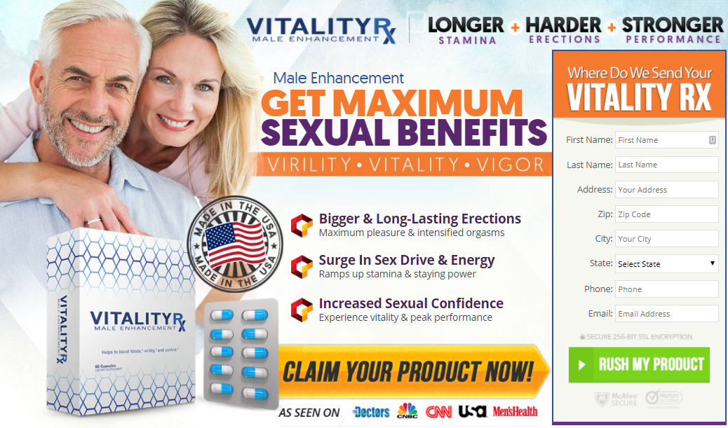 vitality rx