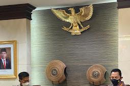 Kapolri Jenderal Listyo Sigit Prabowo Menerima Audiensi Menteri Pertanian