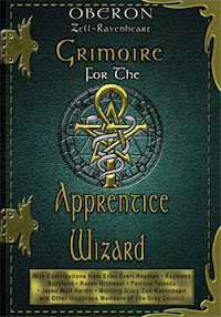 Cover of Oberon Zell Ravenheart's Book Grimoire For The Apprentice Wizard.pdf