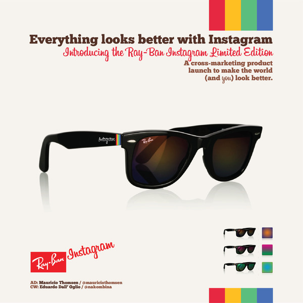 The Ray-Ban Instagram Limited Edition
