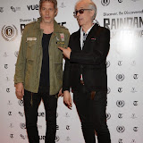 WWW.ENTSIMAGES.COM -  Andy Bell   and  Elliot Grove  arriving at      The 22nd Raindance Film Festival (I Origins) at  Vue Piccadilly, London September 24th 2014Opening gala for annual London-based independent film festival to promote film about two biologists who uncover evidence that may fundamentally change society as we know it.                                                 Photo Mobis Photos/OIC 0203 174 1069